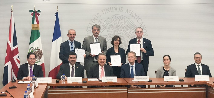 Mexico MoU signing