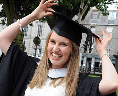 Accounting and Finance Graduate Bethany Low