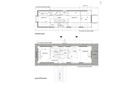 Lotte glob house plan