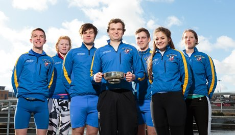 On March 12, the University of Aberdeen – led by president Ian Walker - will attempt to reclaim the title at the Aberdeen Asset Management Universities' Boat Race.