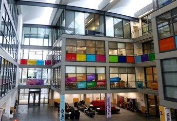 Aberdeen Business School Atrium