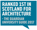 Guardian Accolade 2017 - First in Scotland for Architecture