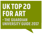 Guardian Accolade 2017 - UK Top 20 Art