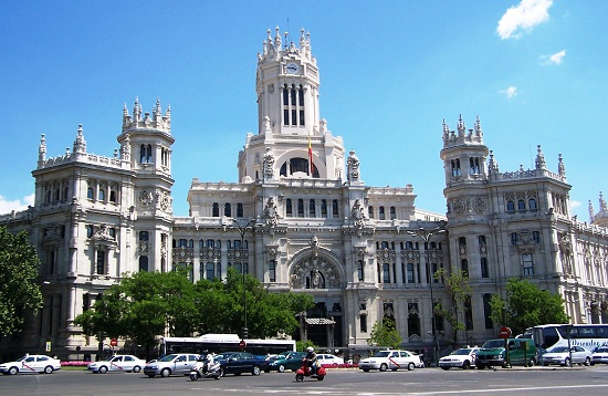 City Council, Madrid