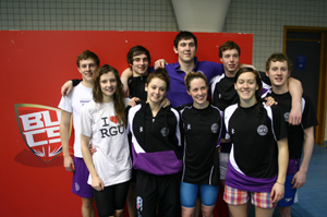 BUCS Swimming 2012