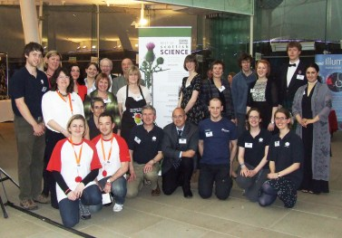 Best of Scottish Science exhibition 2012