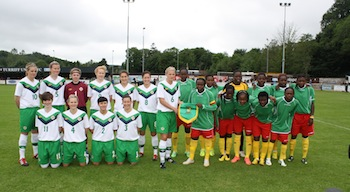Cameroon vs N. Ireland