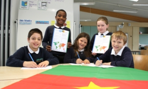 Cameroon Poster competition 2