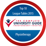 The Complete University Guide - Physiotherapy