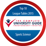 The Complete University Guide - Sport Science