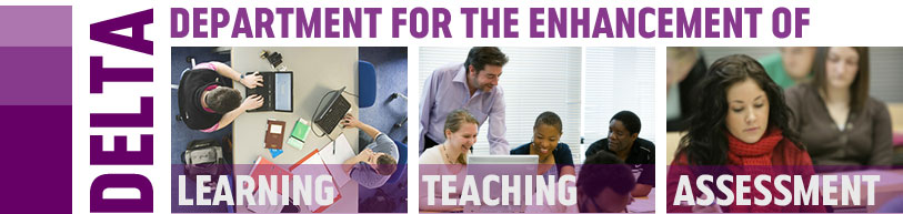 DELTA: Department for the Enhancement of Learning, Teaching and Assessment