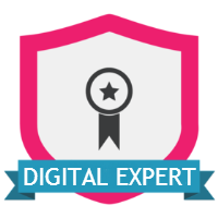 Digital Expert Badge