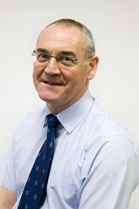 Head of the School of Pharmacy and Life Sciences at RGU, Professor Donald Cairns