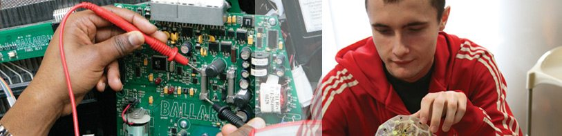 Study Electronic and Electrical Engineering at Robert Gordon University.