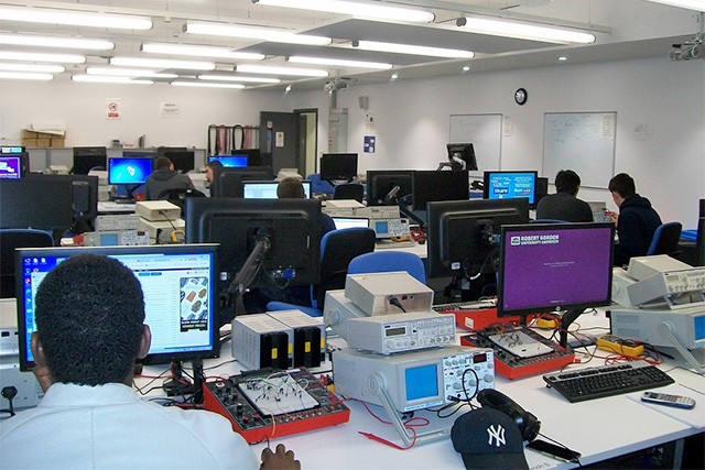 Electronic Teaching Lab