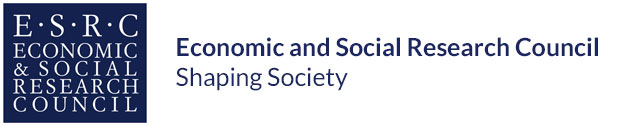 Economic and Social Research Council Logo 620