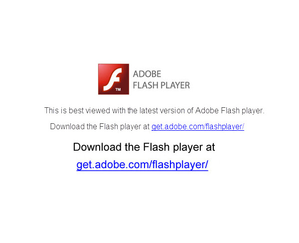 Flash required - video 600 x 487