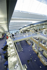 Georgina Scott Sutherland Library