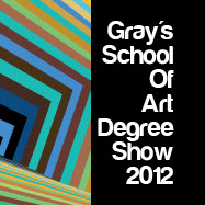 Gray's Degree Show 2012 teaser