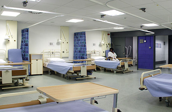 Inside the Clinical Skills Centre