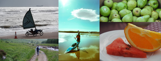 healthy collage 1