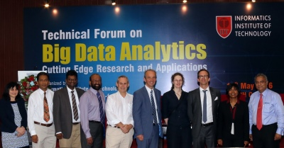 IIT MSc Big Data Analytics Sri Lanka