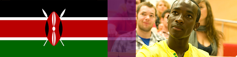 International Students - Kenya
