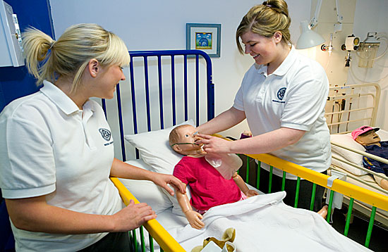 The Childrens Room (Clinical Skills Centre)