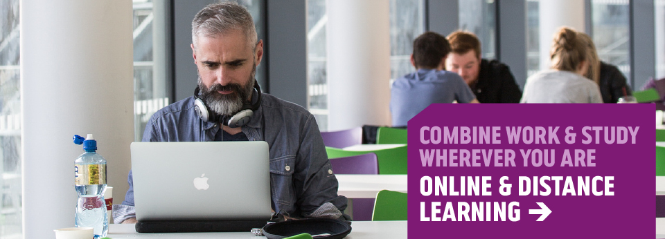 Online Distance Learning at RGU