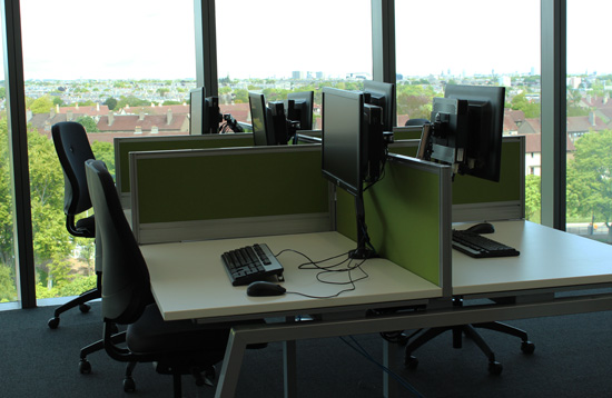 Library workstations