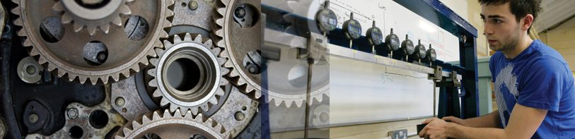 Study Mechanical Engineering at Robert Gordon University.