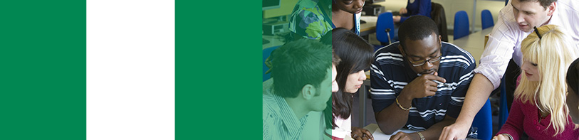 International Students Banner - Nigeria