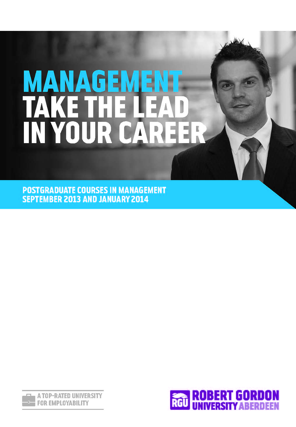 Management Postgraduate Guides