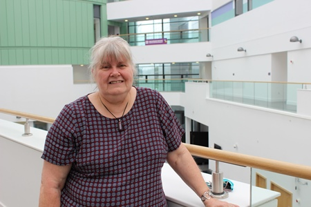RGU professor receives CAIPE Honorary Fellowship