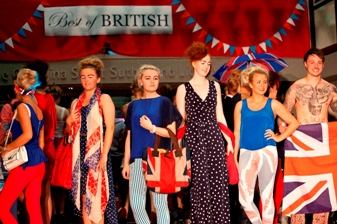 Best of British Fashion Show 2