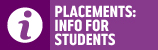 Placements: Info for Students
