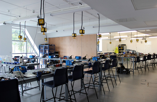 School of Engineering - Lab