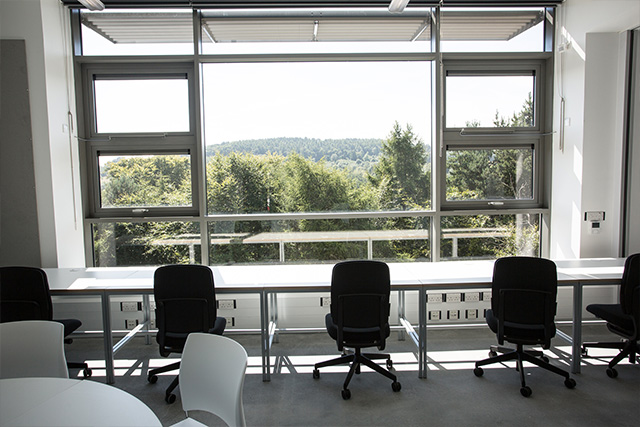 Multipurpose Room - Riverside view