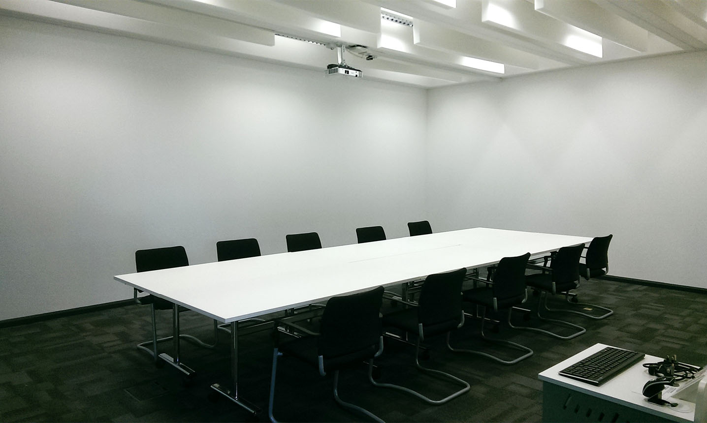 Seminar Area - Learning Centre
