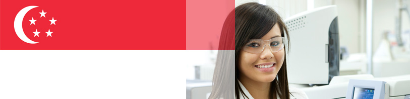 International Students Banner - Singapore