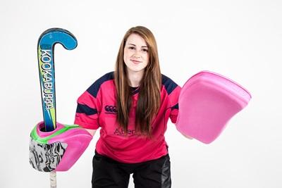 RGU hockey star reigns in Spain   March 2015   Robert Gordon