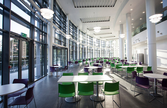 Sir Ian Wood Building Food Court