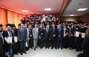 Sonatrach graduation