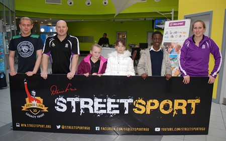 Kaimhill Primary School pupils have been enjoying free swimming lessons at RGU Sport through the Streetswim scheme.