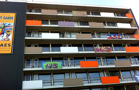 Student Accommodation. Maastricht, Netherlands
