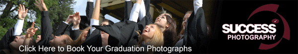 Click here to book your graduation photographs