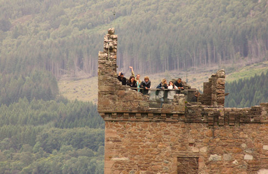 Summer School - Urquhart Castle