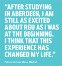 Summer School student testimonial (Madrid, Spain)