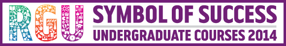 Symbol of Success - Undergraduate Courses 2014