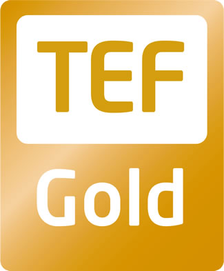 TEF Gold rating